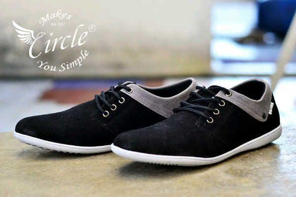 Jual Sepatu Pria Baru Sepatu Circle 36 Oleh Trx Trico Group