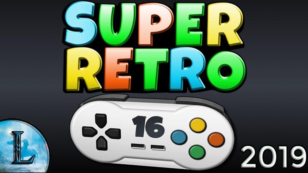 Descargar Superretro16 V1 8 6 El Mejor Emulador De Snes Ultima