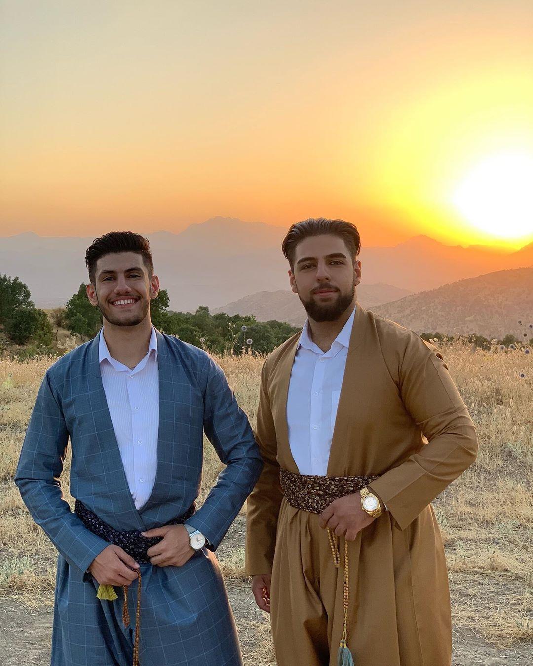 Amoza ❤️🦁 . . . . #kurdishclothes##kurdistan#slemani#original