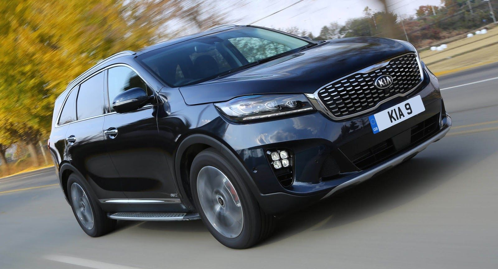 Updated Kia Sorento Arrives In The UK With 7Seat Layout