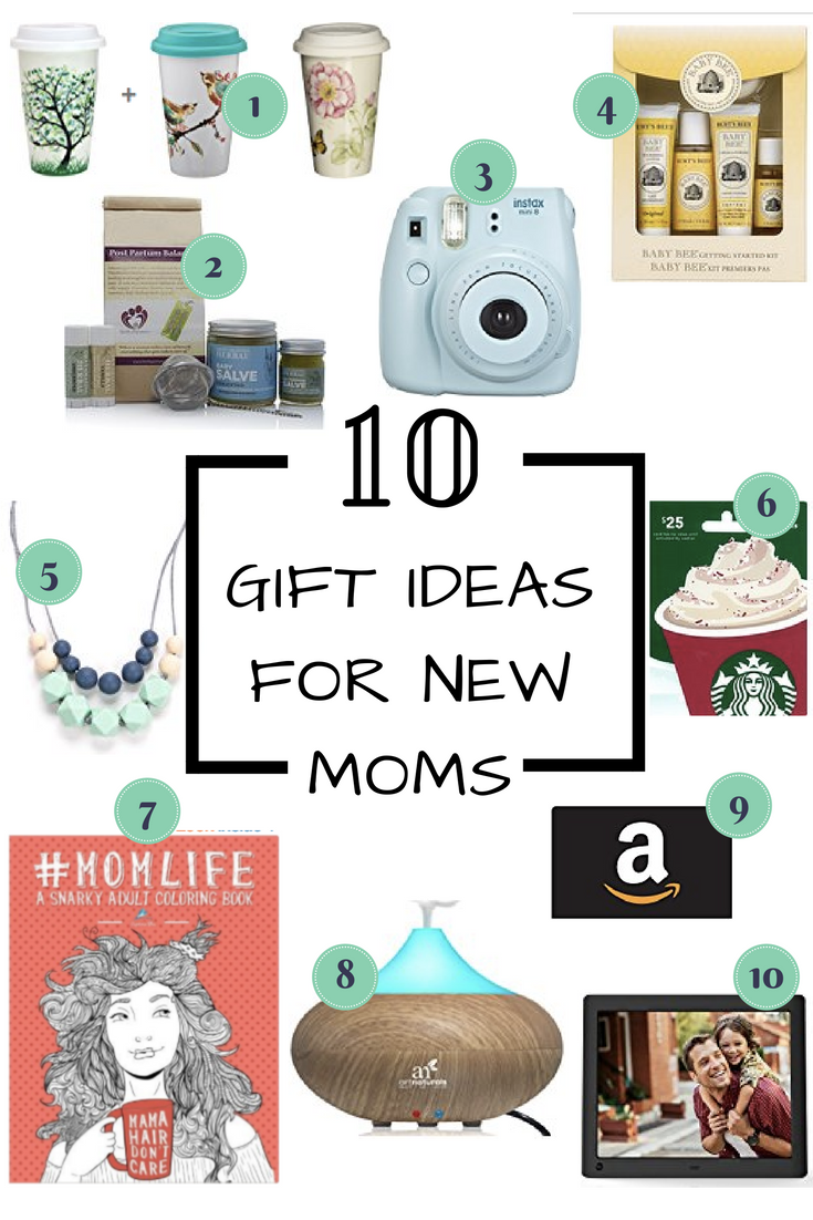 Gift ideas for new moms. The best and most unique gifts for any new ...
