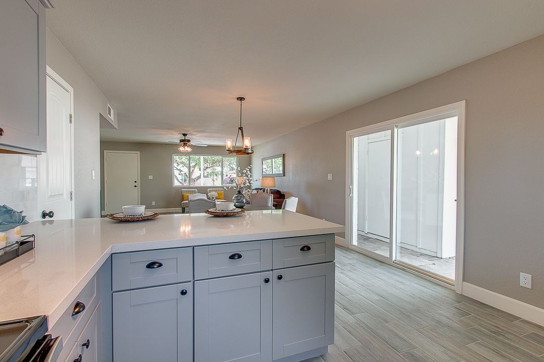 ash kitchen cabinets how to build a outdoor gray shaker remodel inspiration countertops decor lighting