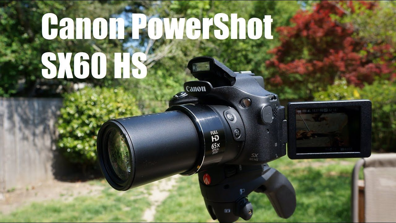 Canon Sx60 Hs 65x Optical Zoom Video Review Super Zoom Youtube Camera Buying Guide Powershot Canon