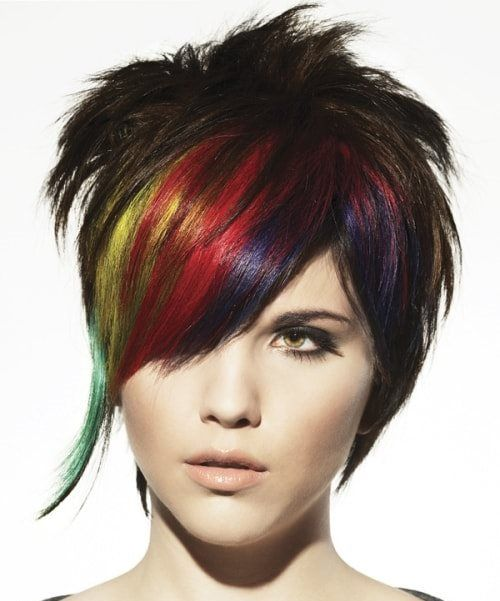 20 Classy Punk Hairstyles For Women Askhairstyles Punk Hair Short Punk Hair Short Hair Styles