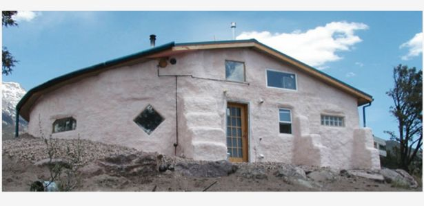 Eco-construction, la maison earthbag en sacs de sable Construire