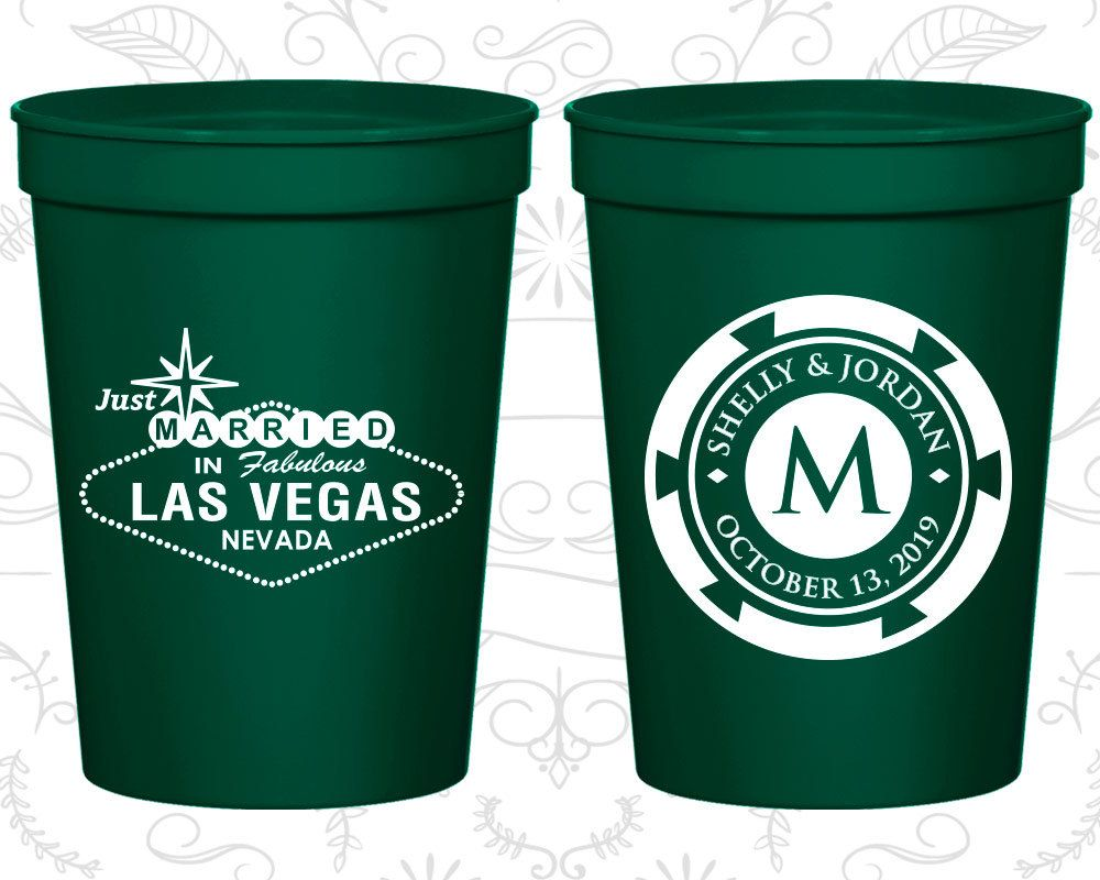 Monogram Wedding Cups, Monogram Cups, Monogram Cup, Monogram Stadium Cups, Monogrammed Plastic Cups, Monogrammed Cups (54)