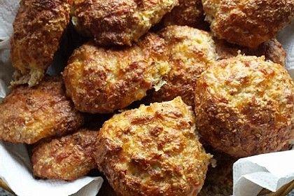 Low Carb Speck-Käse-Brötchen von SunnyKida | Chefkoch