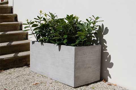 Pflanzkübel MAXI, Beton-Design Garden Pinterest Pflanzkübel - pflanzgefase aus moos