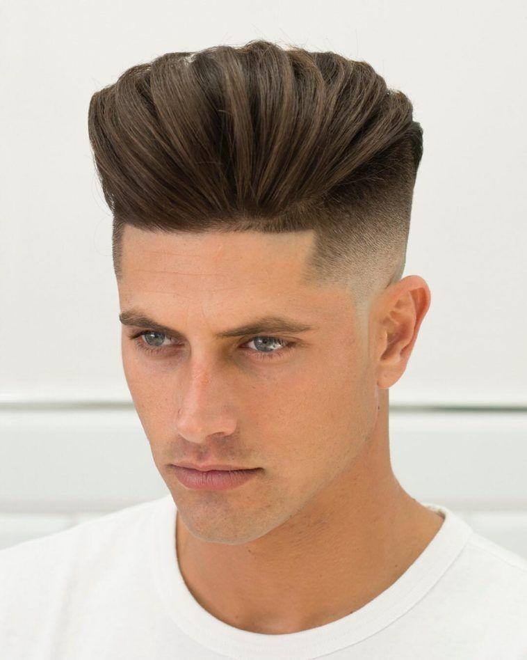 Fade Frisur Trend Trendy Frisuren Ideen 2019 Haarschnitt Manner
