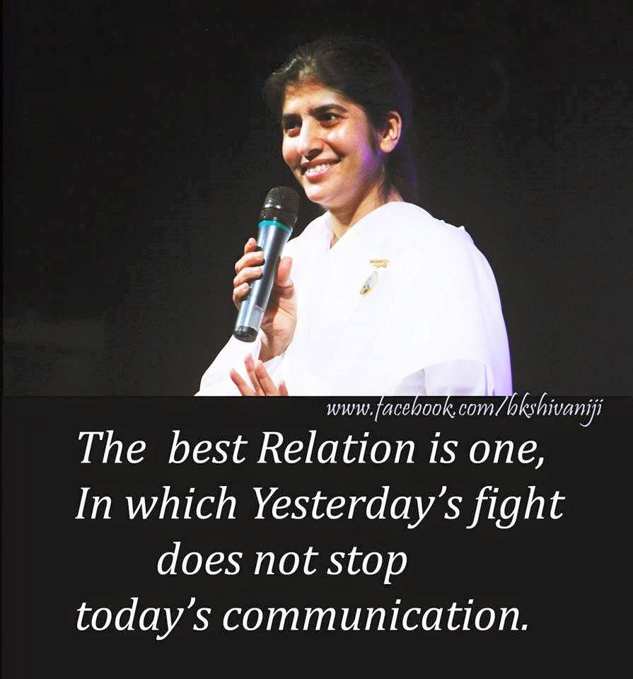 Top 10 BK Sister Shivani Quotes in Hindi and English - Bk