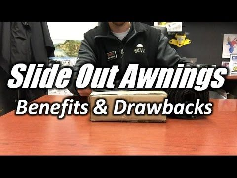 HaylettRV - Slide Out Awning Topper Benefits and Drawbacks ...