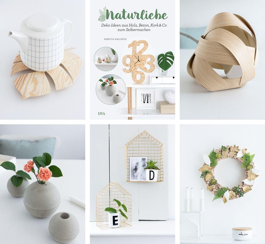 DIY Buch NaturLiebe, Rebecca Wallenta, DekoIdeen aus