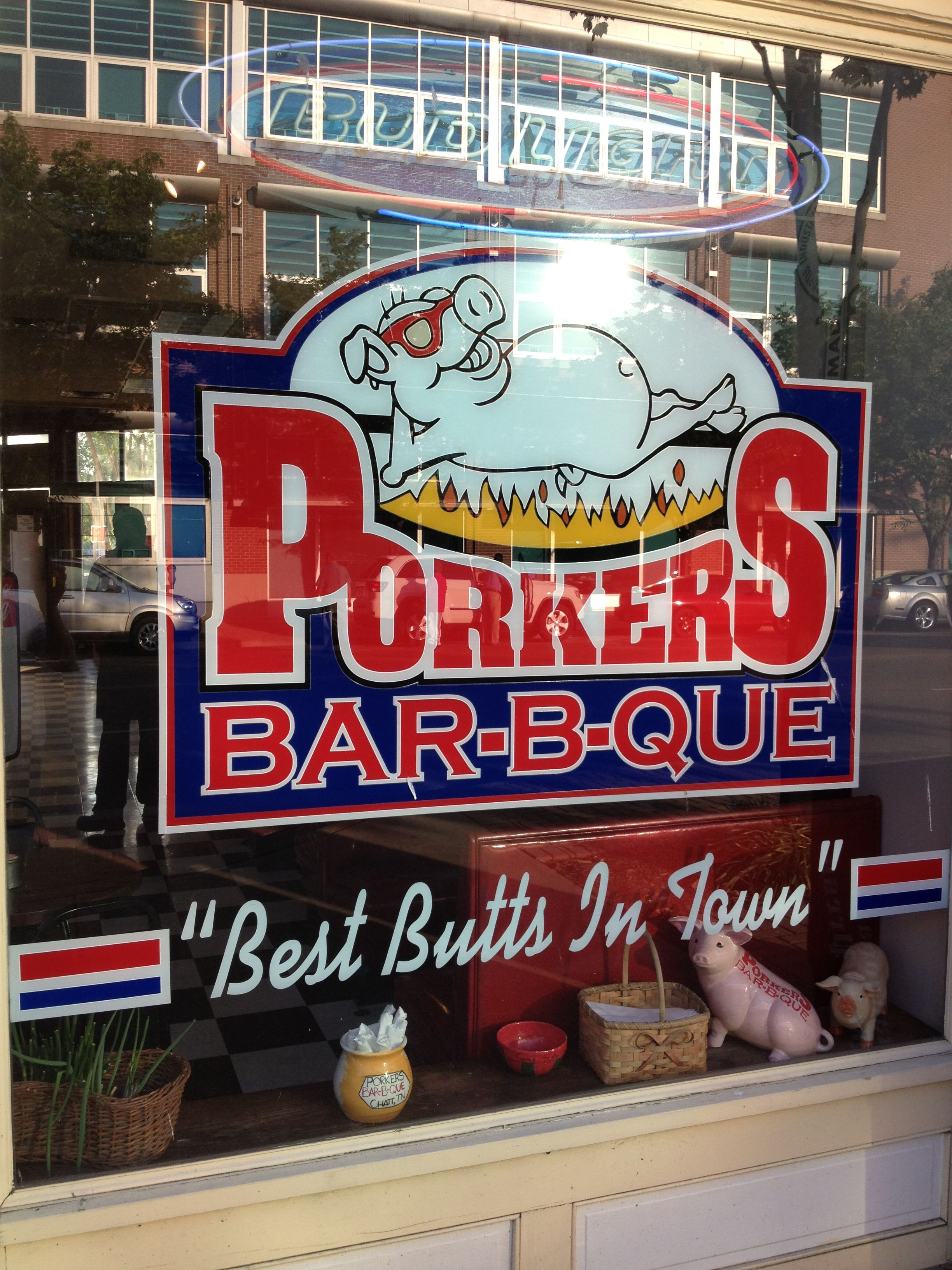 Porkers Bbq Of Chattanooga Tn Chattanooga Tennessee Chattanooga Hometown