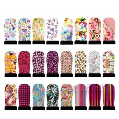 12pcs Cute Design Water Decals Nail Art Stickers Decoration Manicure 24 Patterns 1 99