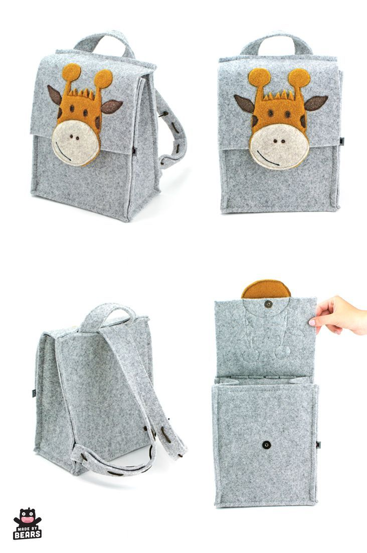 Kids backpack for school or preschool with a cute handmade giraffe. For girls and boys. #kidsbackpack #toddlerbackpack #backpackgirls #backpackboys   The Effective Pictures We Offer You About Boy Fashion shirts   A quality picture can tell you many things. You can find the most beautiful pictures that can b... #Alonso mateo #Baby boy fashion #backpack #Boy outfits #Boys style #Cute #giraffe #Kids #Kids fashion #Little boy style #Little boys fashion #Toddler boy fashion #Toddler boys clothes