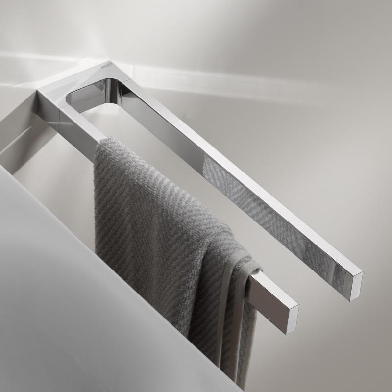 Keuco Edition 11 Handtuchhalter Feststehend Handtuchhalter Handtuchhalter Badezimmer Wc Design