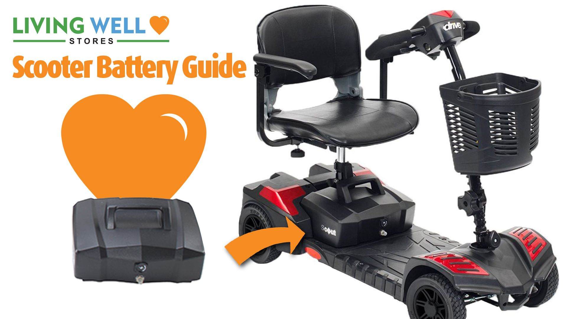 Scooter Battery Guide in 2019 | Scooter Accessories
