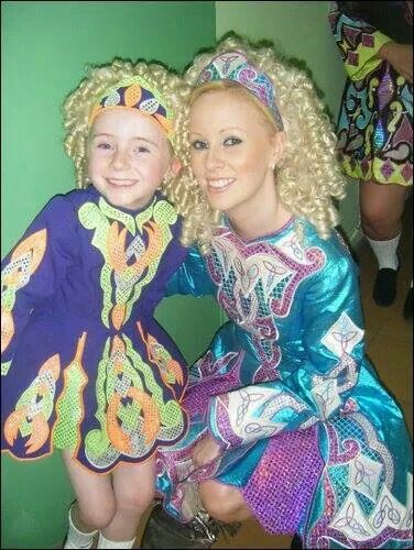 This is what irish dancing is all about