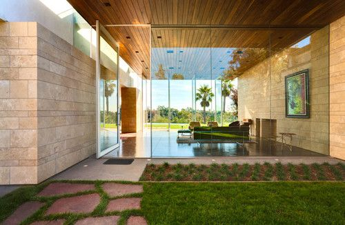Carrillo residence, LA. Ehrlich Architects.
