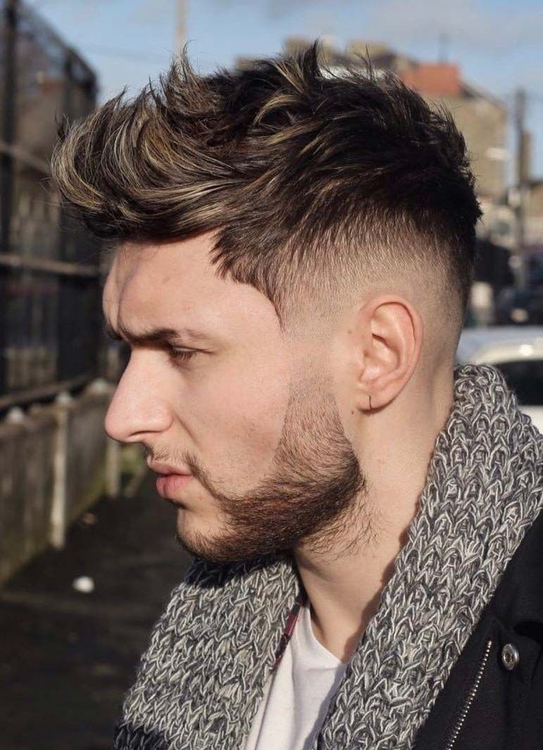 faux hawk hairstyle - keep it even more exciting | life