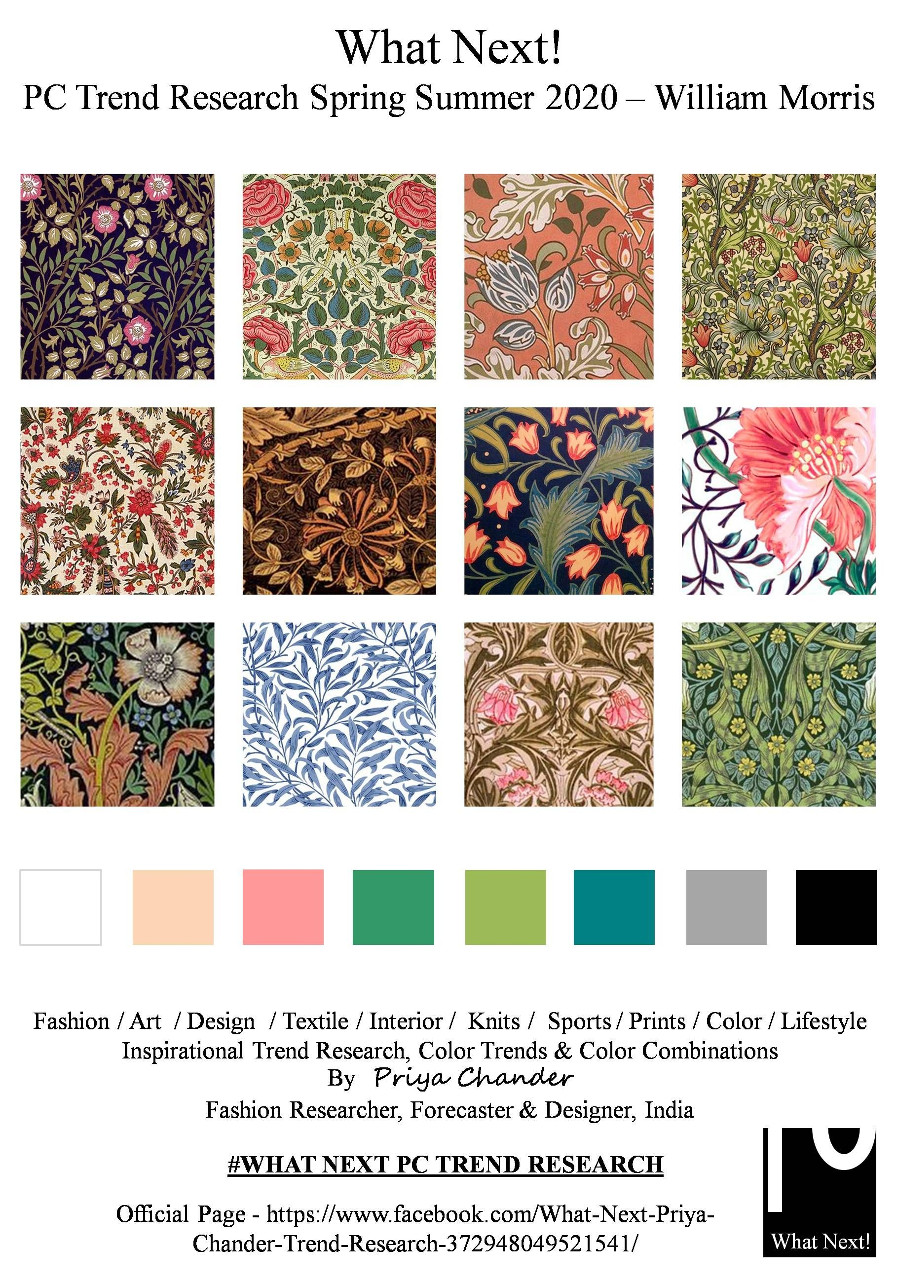 Spring Summer 2020 Fabric Trends.Spring Summer 2020 F I In 2019 Spring Fashion Trends