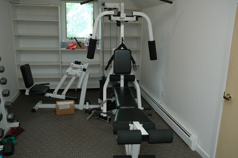 Para Body Serious Steel 400 Home Gym. Sports Equipment, At Home Gym, Auction