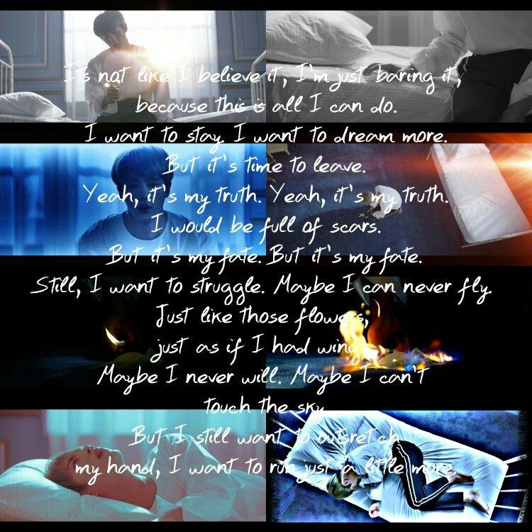 Short Movie Quotes: Jins Singing English Translation BTS WINGS Short Film #7