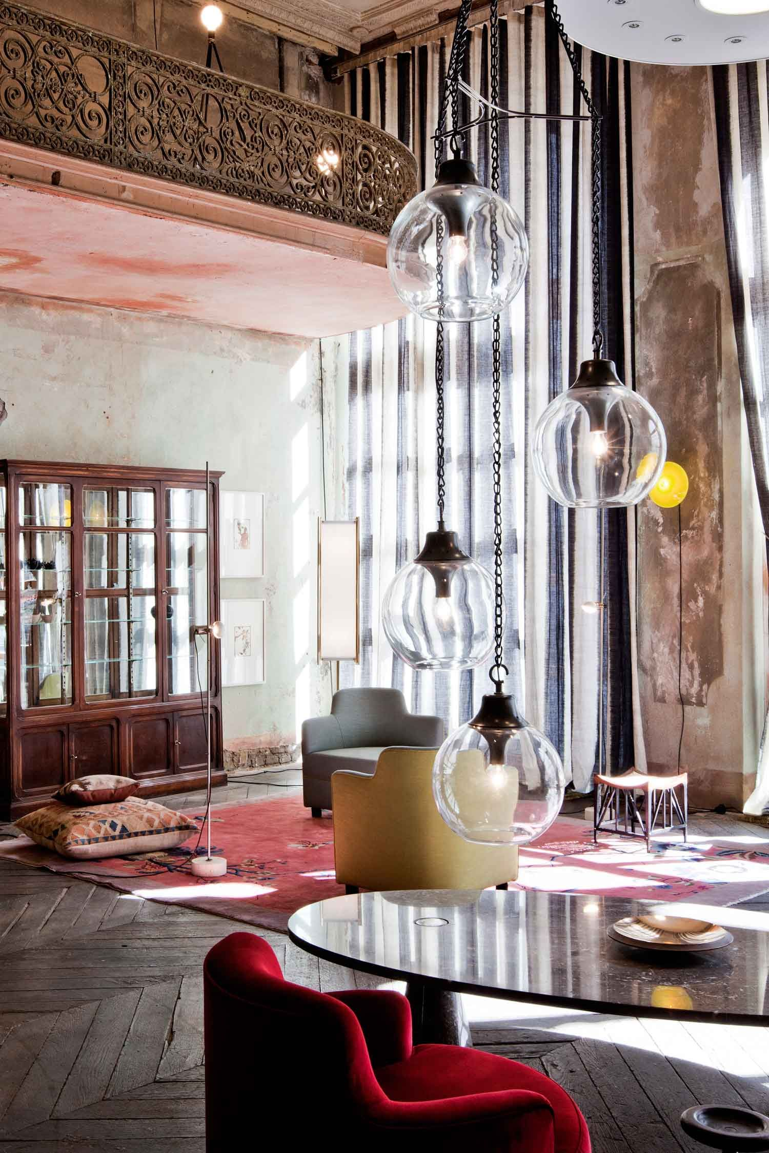 Interior Design Berlin Selected Projects By Berlin-based Gisbert Poppler. | Eclectic Interior, Design, Interior Design Inspiration