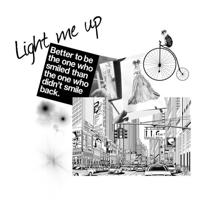 """Light me up when I'm down"" by uykaerdogan on Polyvore featuring art"