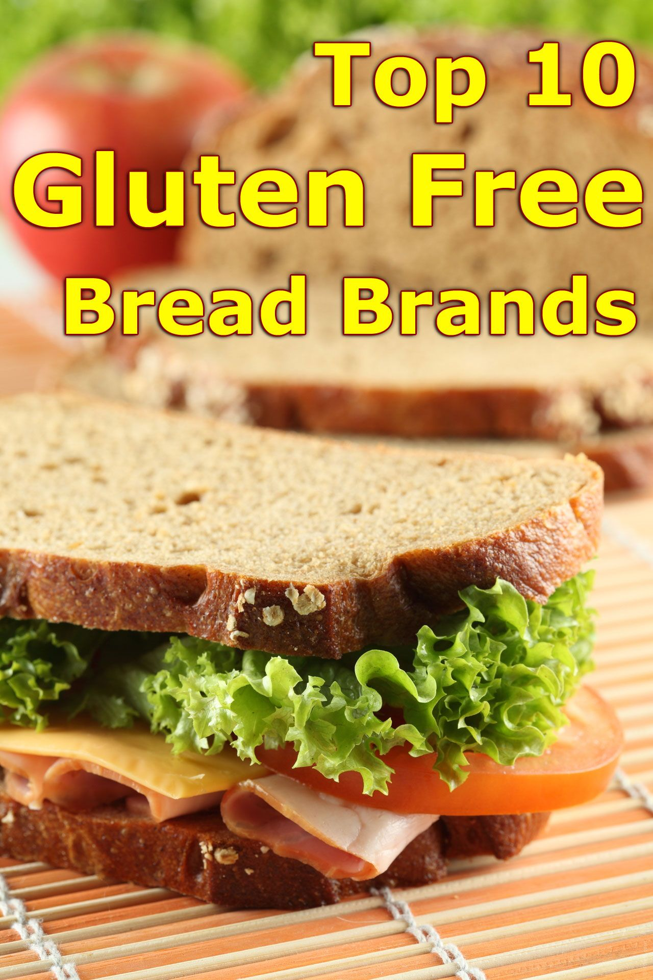 Top 10 Gluten Free Bread Brands Best Gluten Free Bread