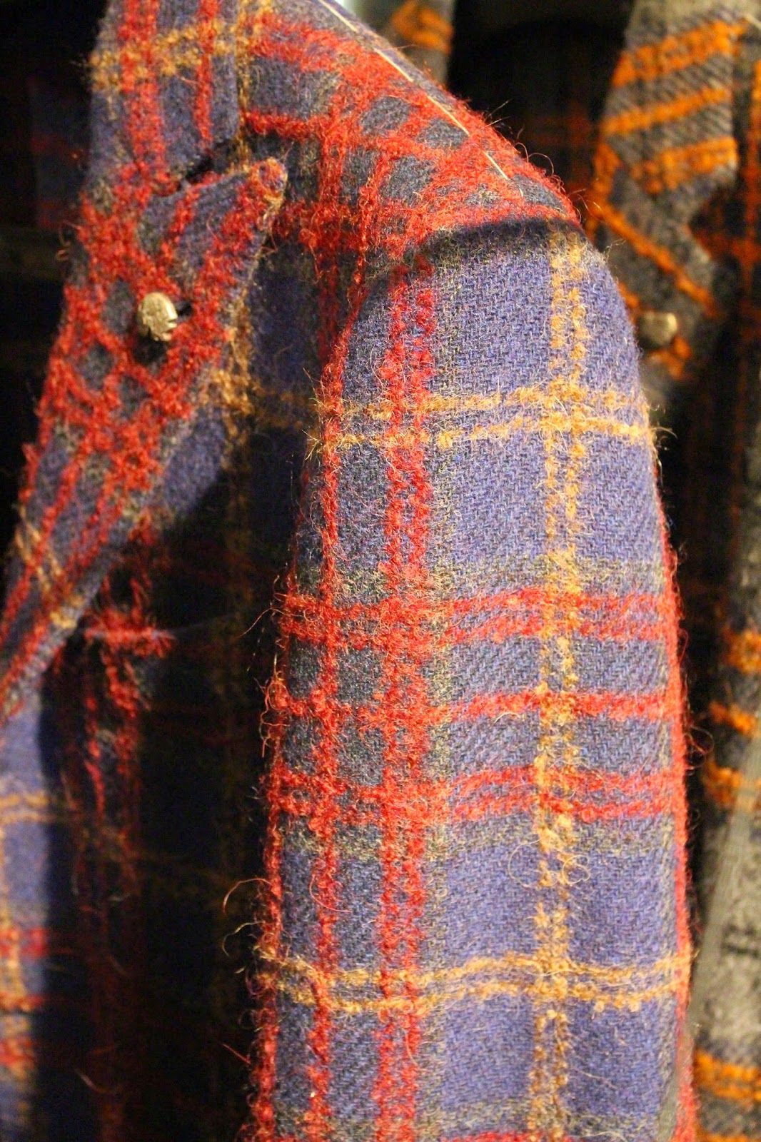 Fall/Winter 2015 menswear courtesy of Gabriele Pasini