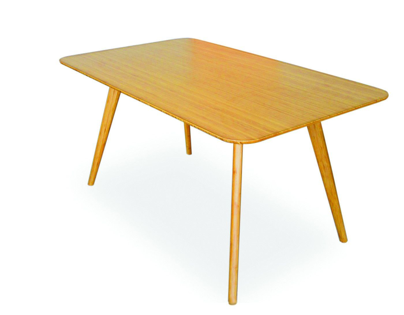 """Currant 60"""" Dining Table Carmalized"""