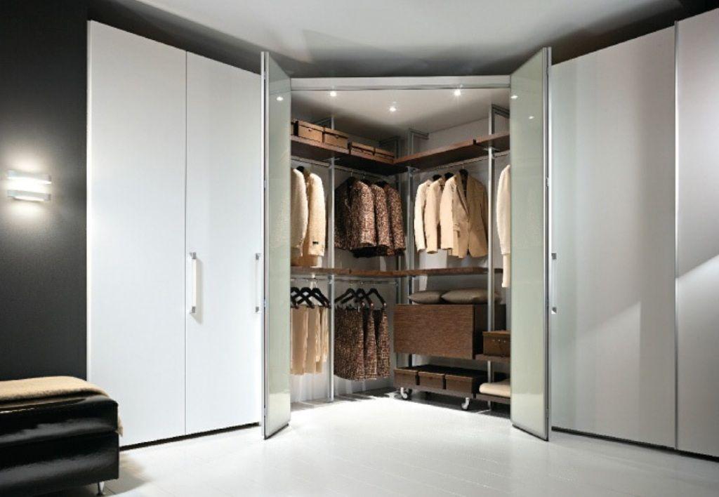 Camera Con Cabina Armadio Angolare : Camera da letto con bagno e cabina armadio elegant disegno idea
