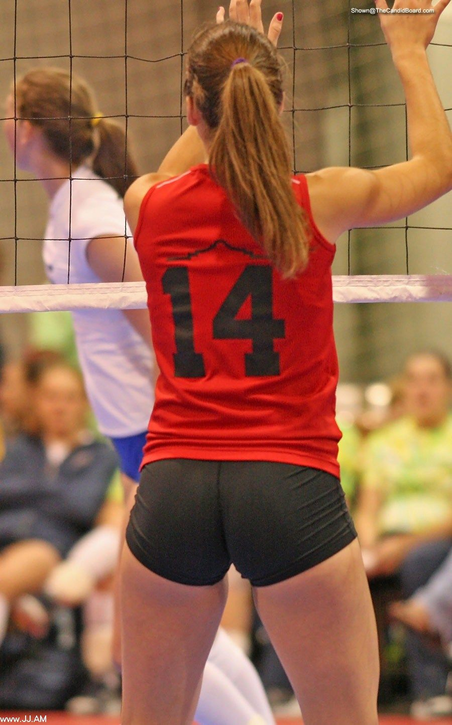 spandex volleyball girls dildo