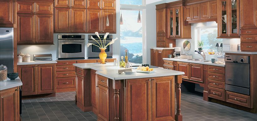 17 best ideas about Thomasville Kitchen Cabinets on Pinterest | Custom  cabinets, Kitchen utensil storage and Home depot kitchen