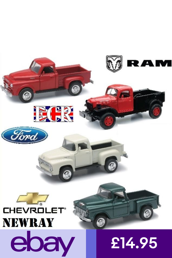 New Ray Ecr eBayWagons Collectables Diecast, Ford