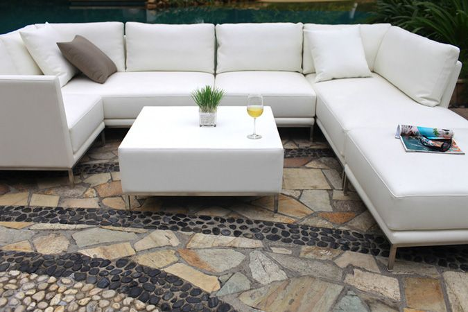 Tuscany - Outdoor Furniture from Akula. Beautifully upholstered ...