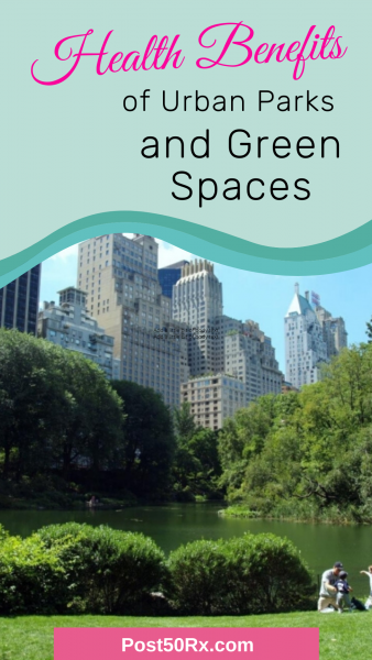 The Health Benefits Of Urban Parks And Green Spaces In 2020 With
