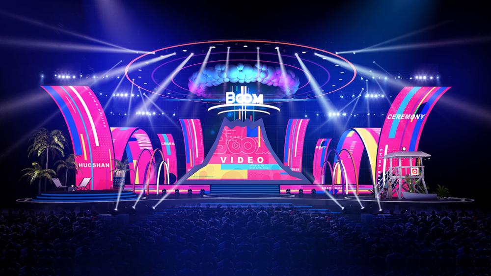 Stage Design On Behance Stage Design Stage Lighting Design Concert Stage Design