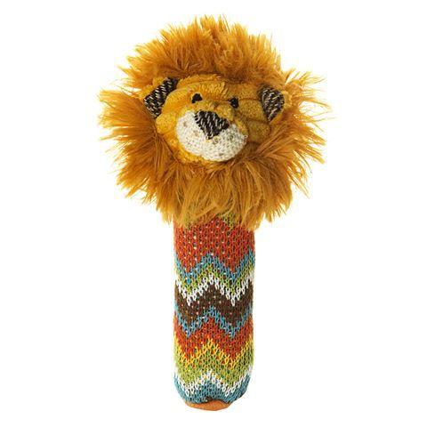 Annabel Trends - Pillow Pals Lion Rattle | Peter's of Kensington