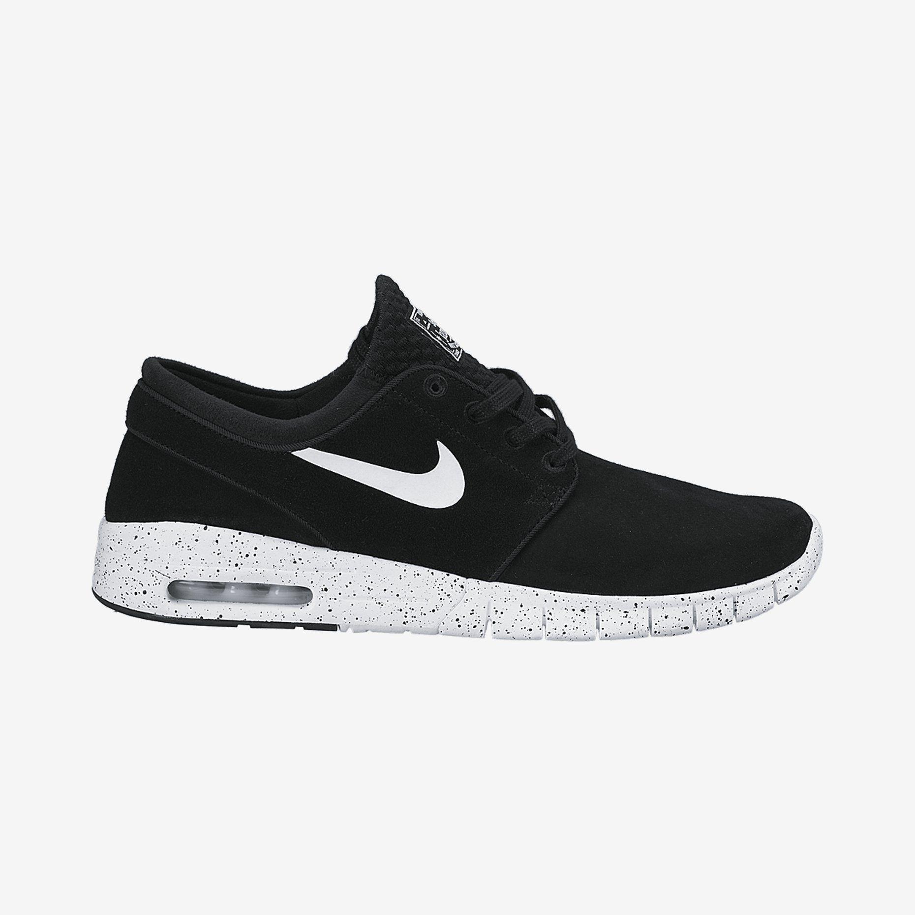 403ae9f0b5 Nike SB Stefan Janoski Max Suede Men's Skateboarding Shoe | I'm ...
