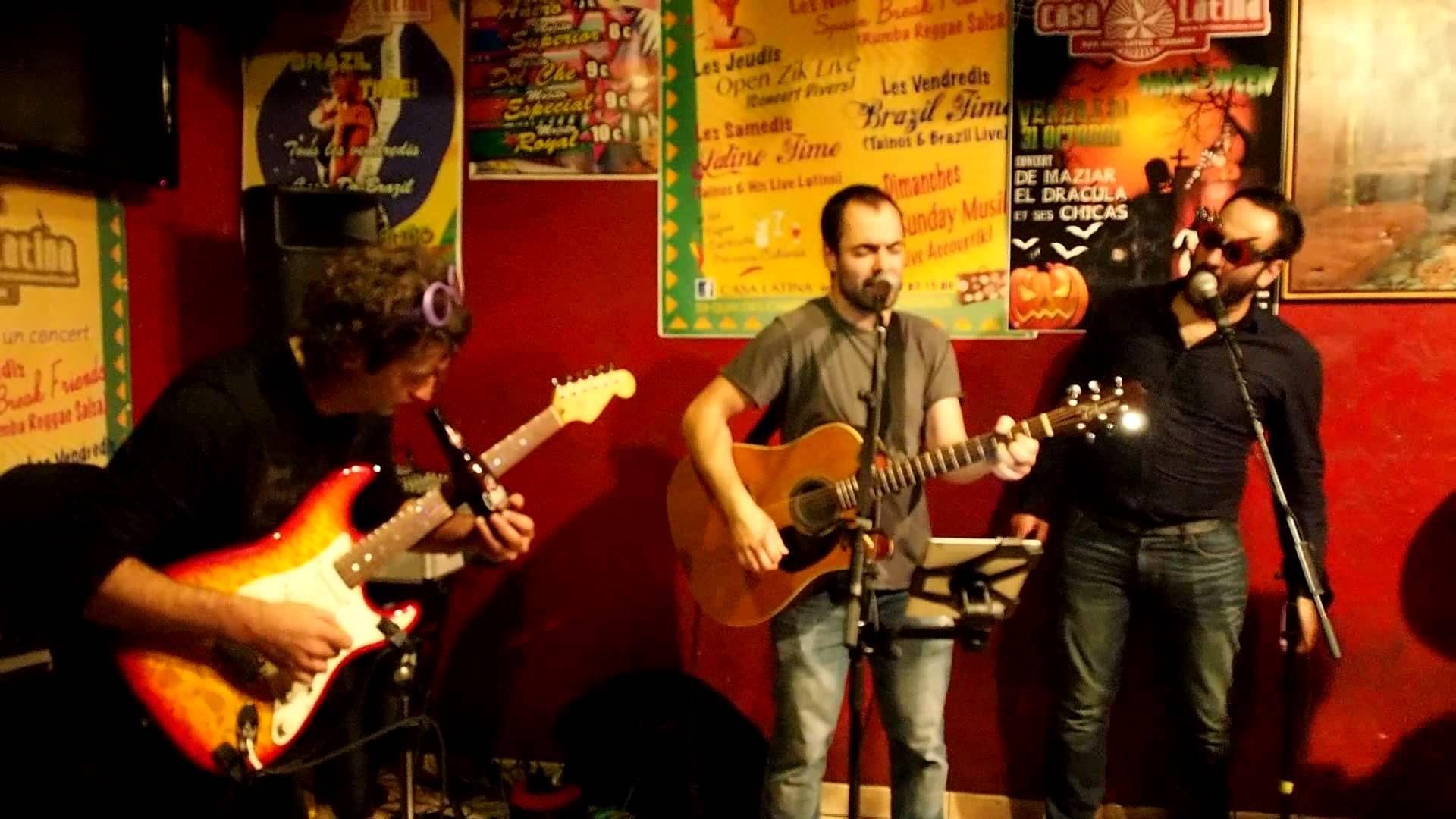 Marc Rosa Open Sunday Music Casa Latina le 16 novembre