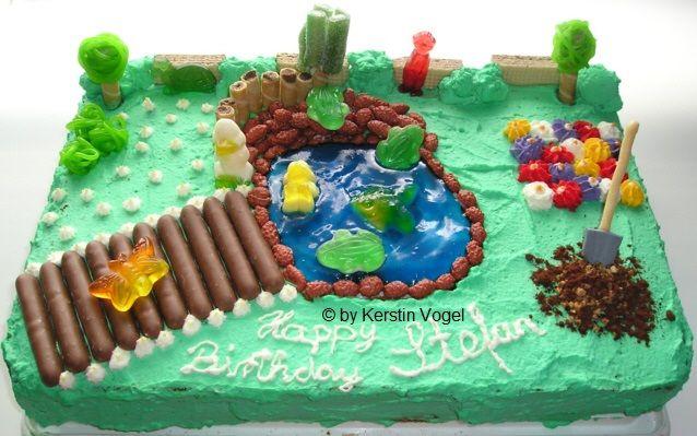 Landschaftsgärtner-Torte