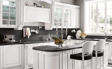 I modelli di cucine moderne City sono progettati per ambienti ...