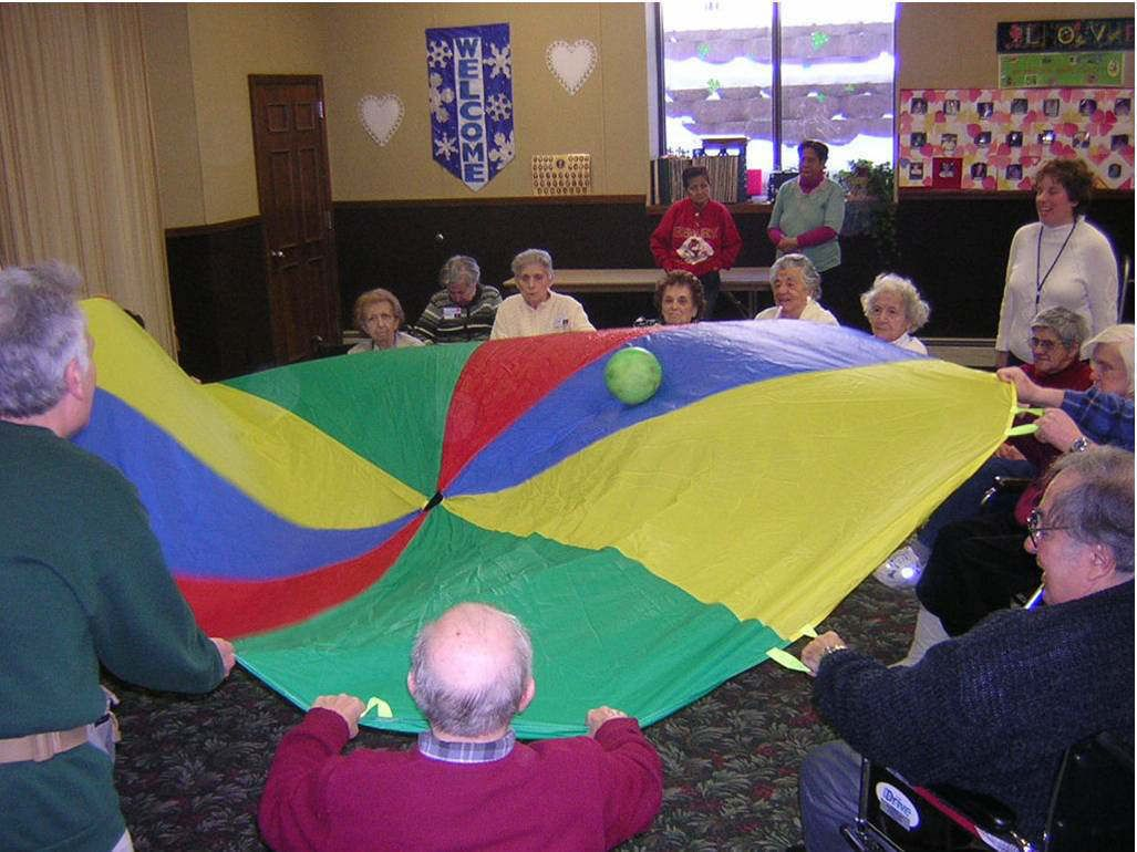 Alzheimers care day adult