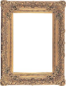 Picture Frames 48 X 72 Ornate Gold Picture Frames Frame 163
