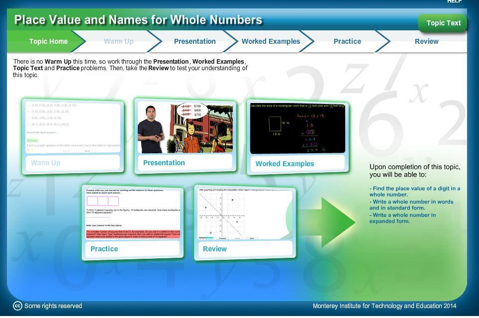 Developmental Math (reivew of Arithmetic basic Geometry) - great for ...