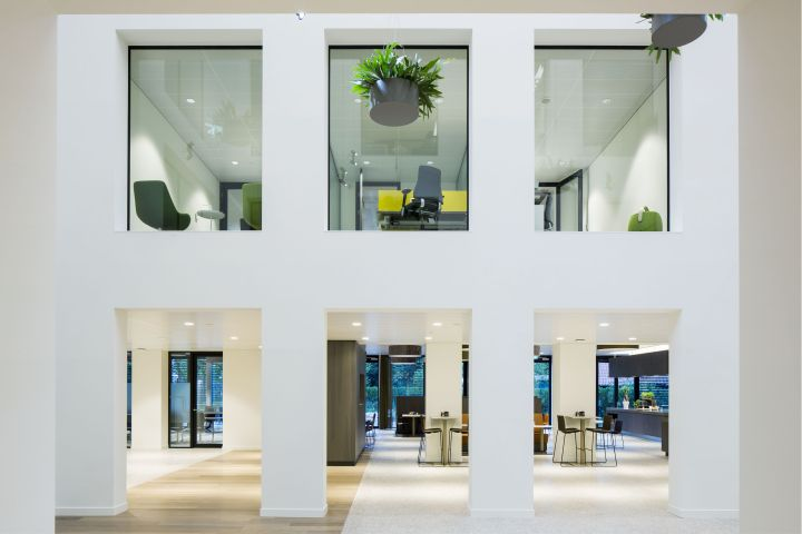 Rabobank Dommelstreek office by DPL Europe, Geldrop – the Netherlands » Retail Design Blog