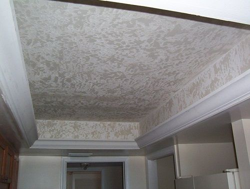 Ceiling Texture Types To Make Your Ceiling More Beautiful Wall