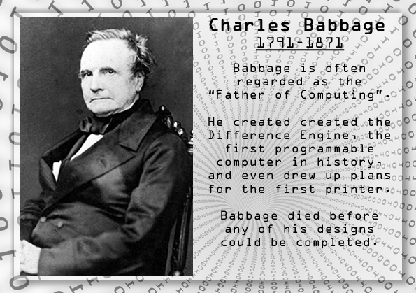 how did charles babbage died